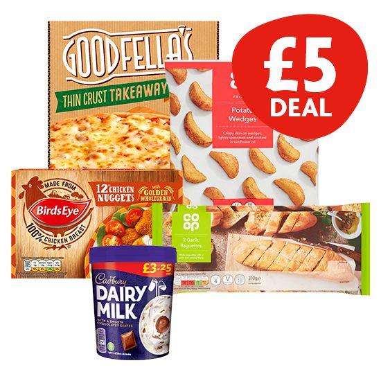 £5 Deal