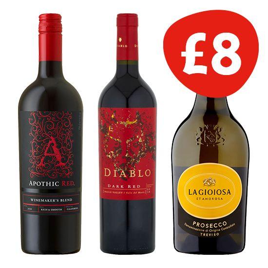 £8 Wines