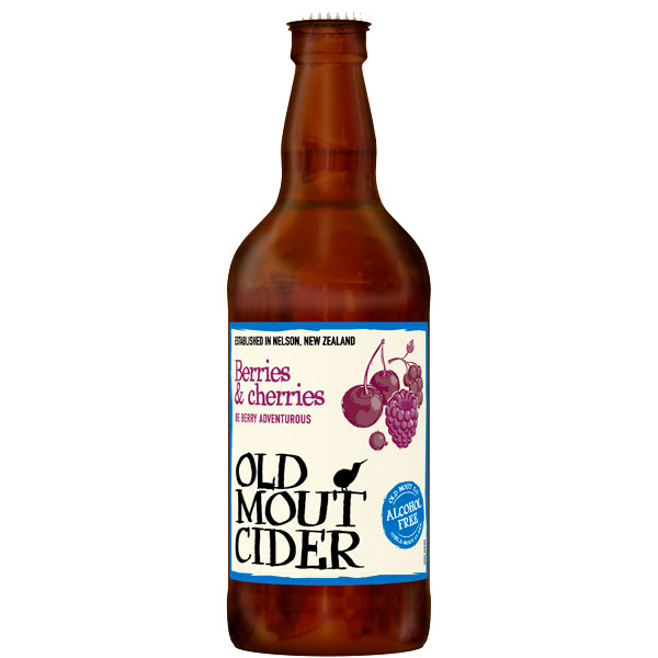 Old Mout Alcohol Free Berries & Cherries