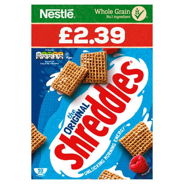 Nestle Shreddies Original