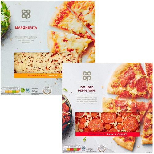 Co-op Pizza