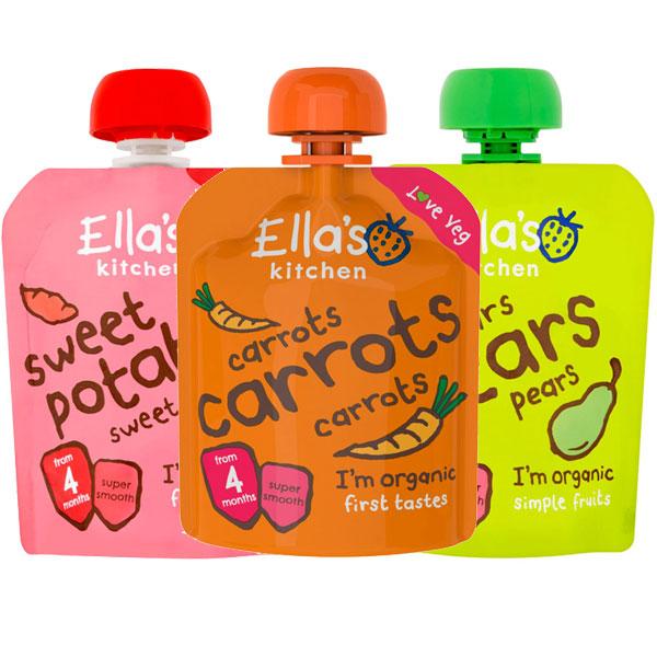 Ella's Kitchen First Taste