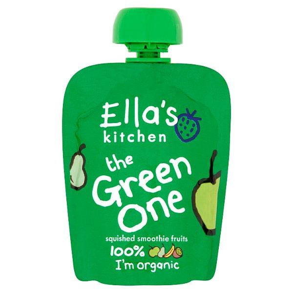 Ella's Kitchen Smoothie green
