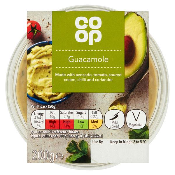 Co-op Guacamole