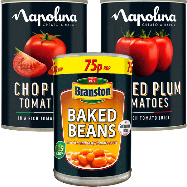 Beans & Tomatoes