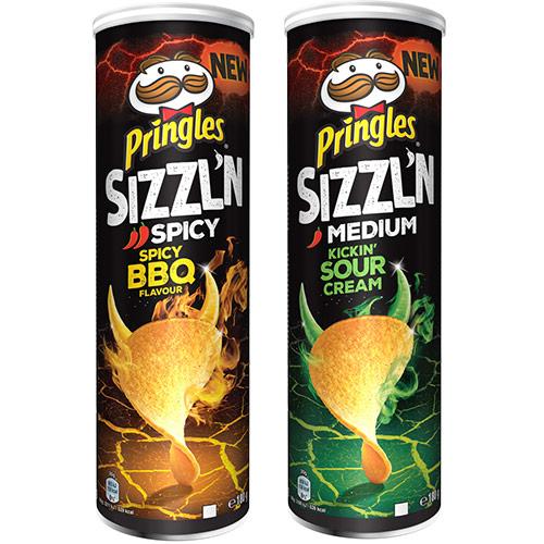 Pringles Sizzl'n