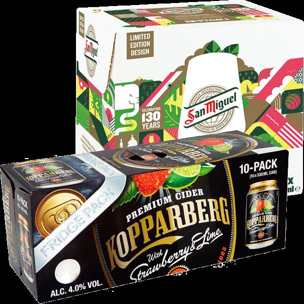 Beers & Ciders