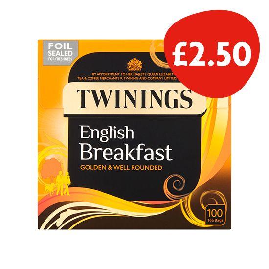 Twining's Tea