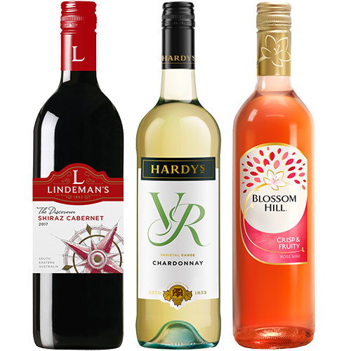 Wines from £5.50